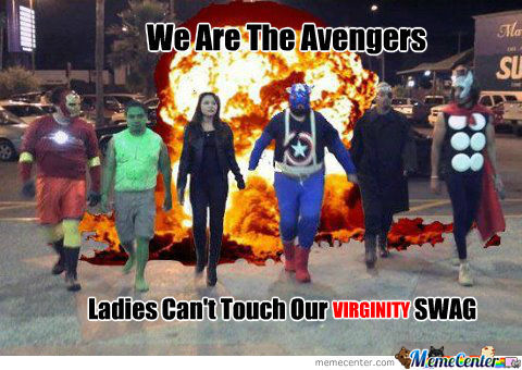 The Avengers (Virgin Version)