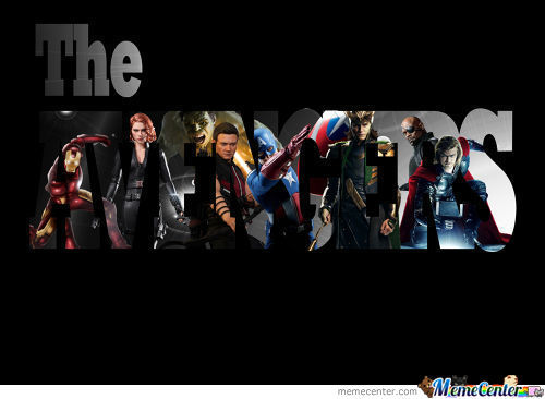 ''the Avengers''-Wallpaper Selfmade