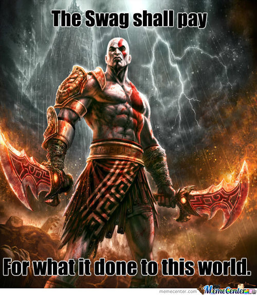 The Battle Is Not Lost As We Got Kratos