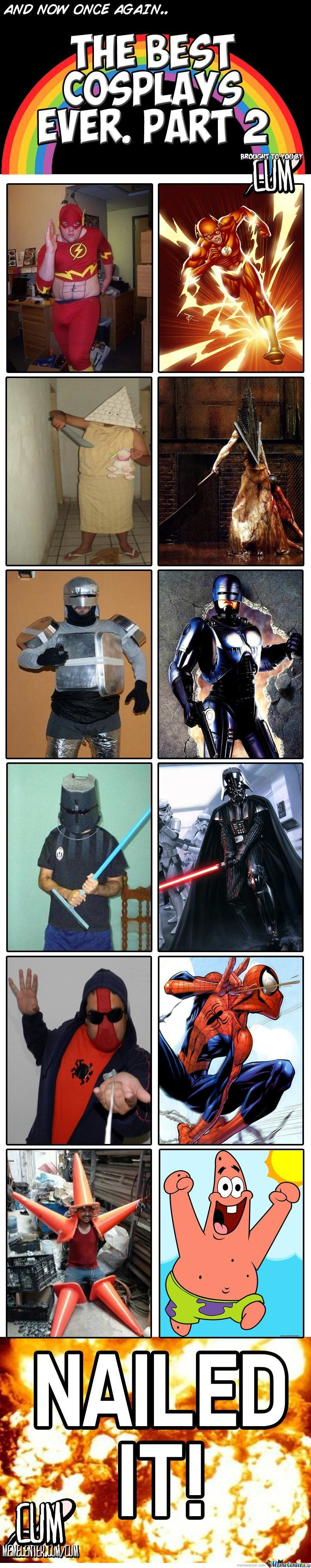 The Best Cosplays Ever Part 2