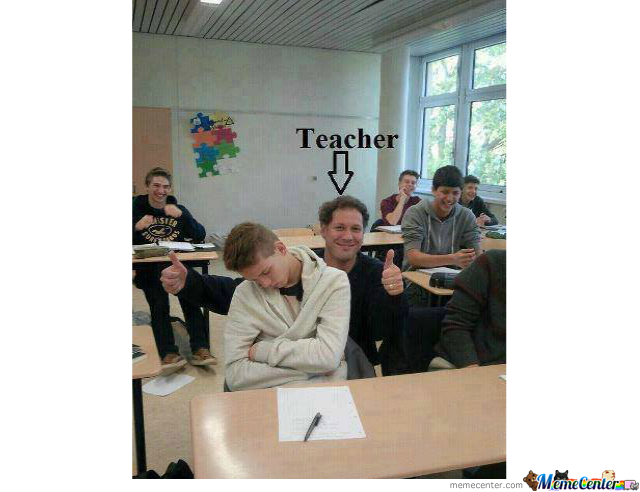 the best teacher ever_o_1739203 the best teacher ever!! by dzyk edward meme center