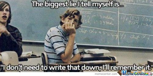 The Biggest Lie