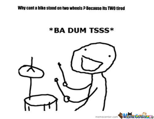 The Bike Joke