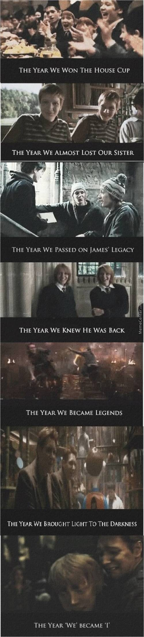 The Books According To Fred And George