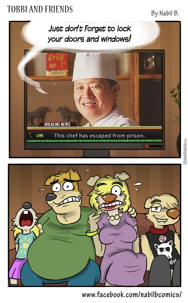 The Chinese Chef