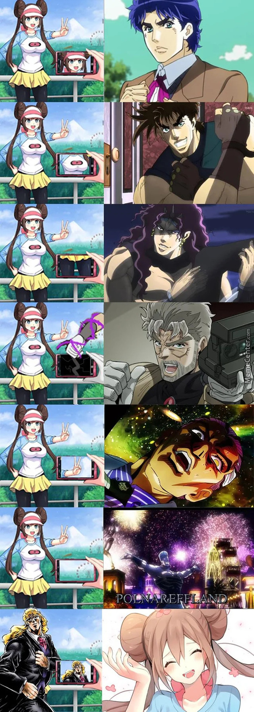 The Complexities Of Every Jojo Character