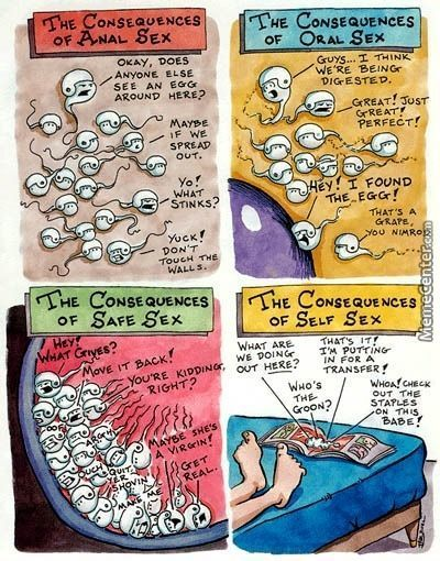 The Consequences Of Sex
