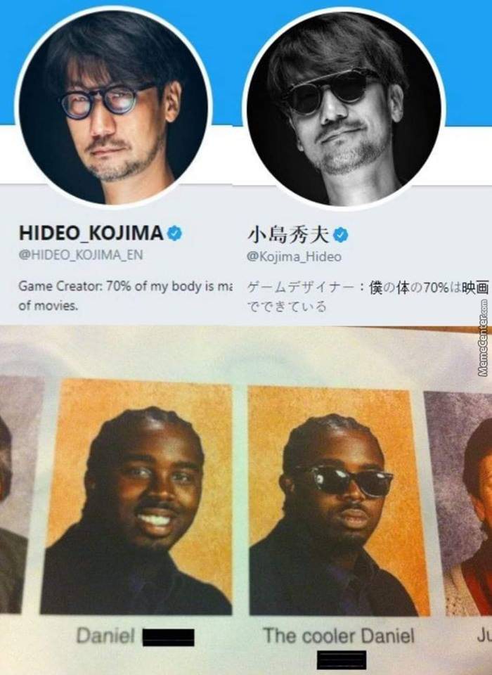 The Cooler Hideo