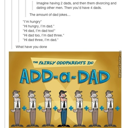 The Dads Blew My Mind