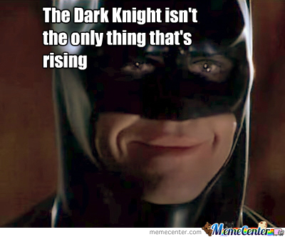 The Dark Knight Rises Sponsored By Viagra