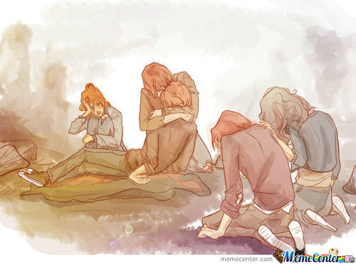 The Death Of Fred Weasley