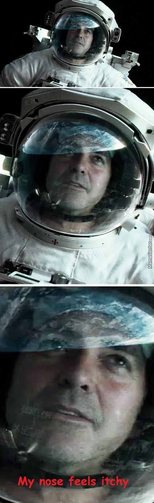 The Disadvantages Of Wearing A Space Suit