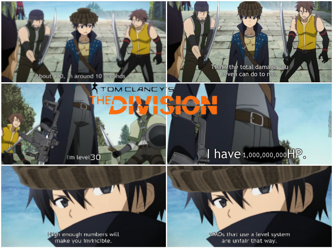The Division Sao