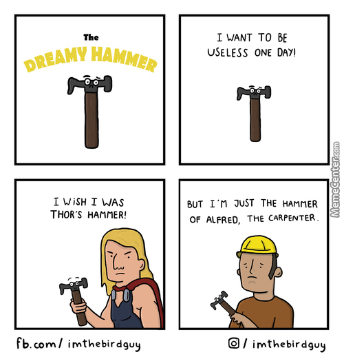 The Dreamy Hammer