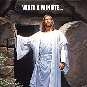 the easter bunny forgot to visit jesus_fb_1229792 the easter bunny forgot to visit jesus by whyusoshang meme center