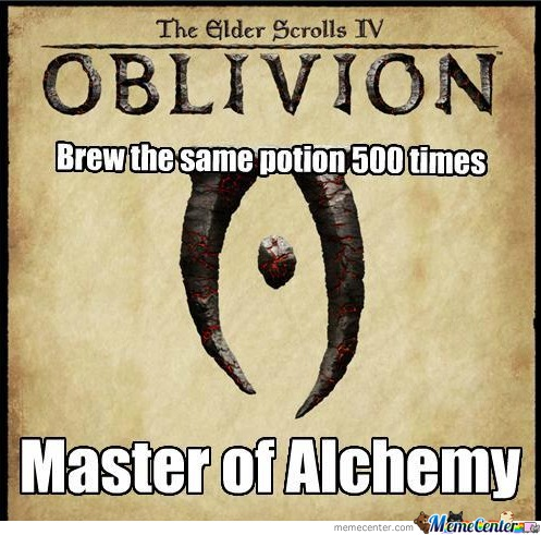 The Elder Scrolls Logic