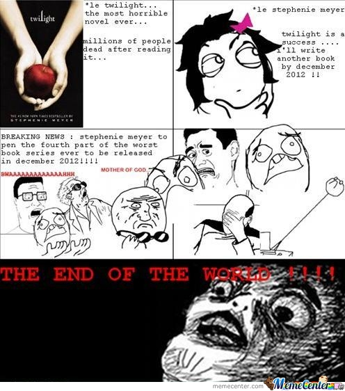 The End Of The World !!!!