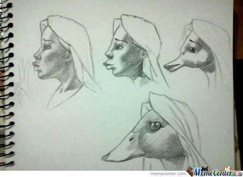 The Evolution Of Duckface!