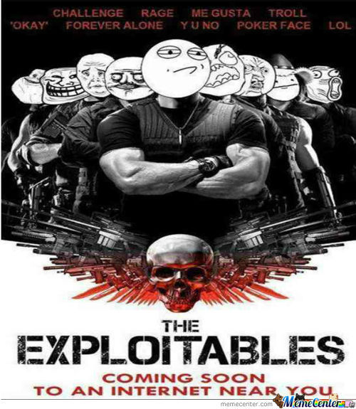 The Explotables