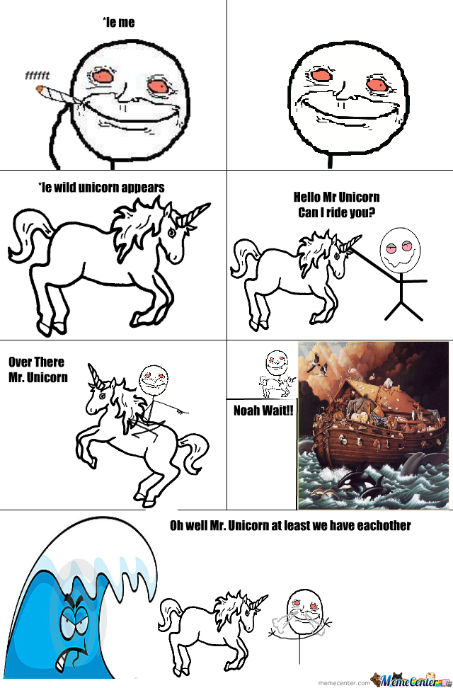 The Extinction Of Unicorns