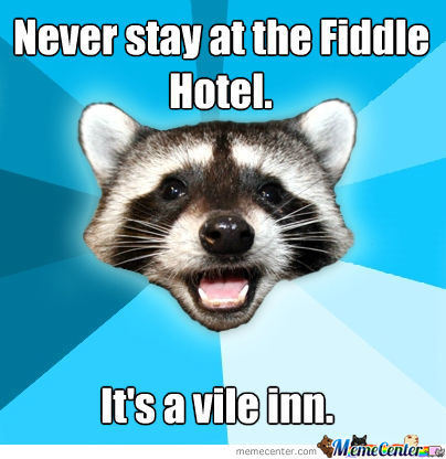 The Fiddle Hotel