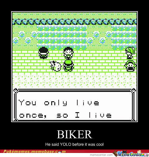 The First Yolo