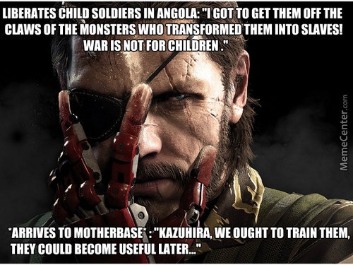 The Flawless Logic Of Metal Gear Solid 5.
