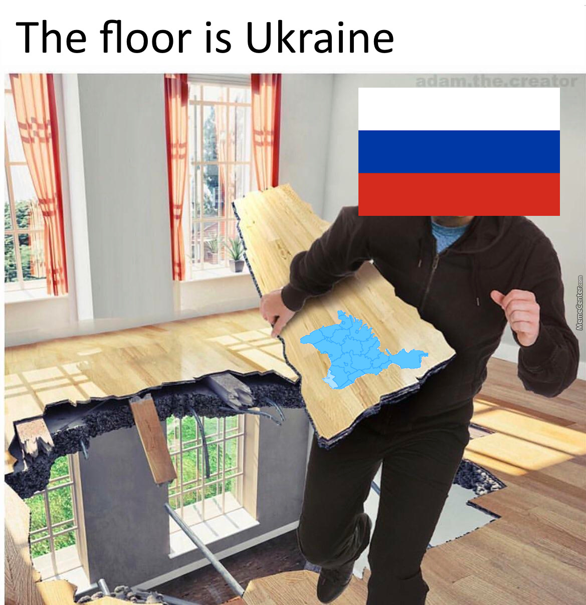 The Floor Is Stale Memes