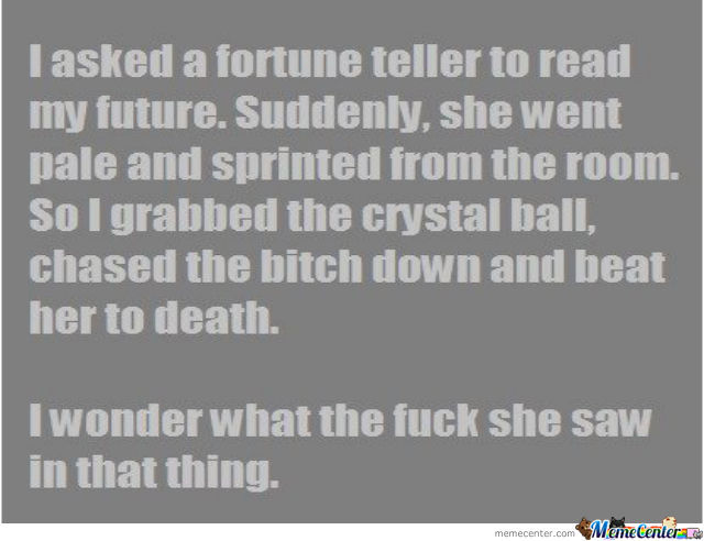 The Fortuneteller