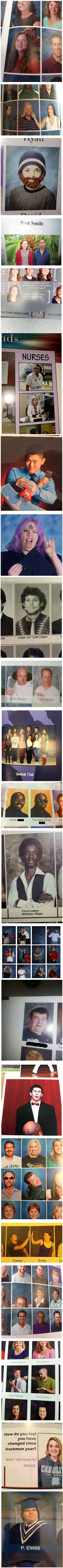 The Funniest Things Ever Spotted In A Yearbook
