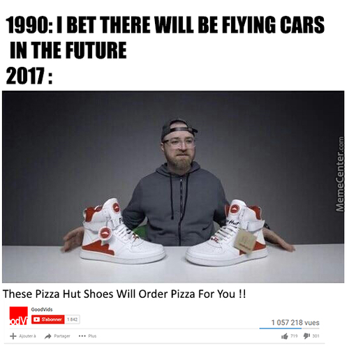 The Future Is Now !