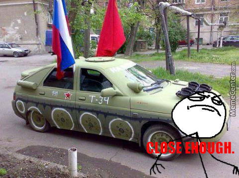 The Great Red Army Is On A Tight Budget These Days