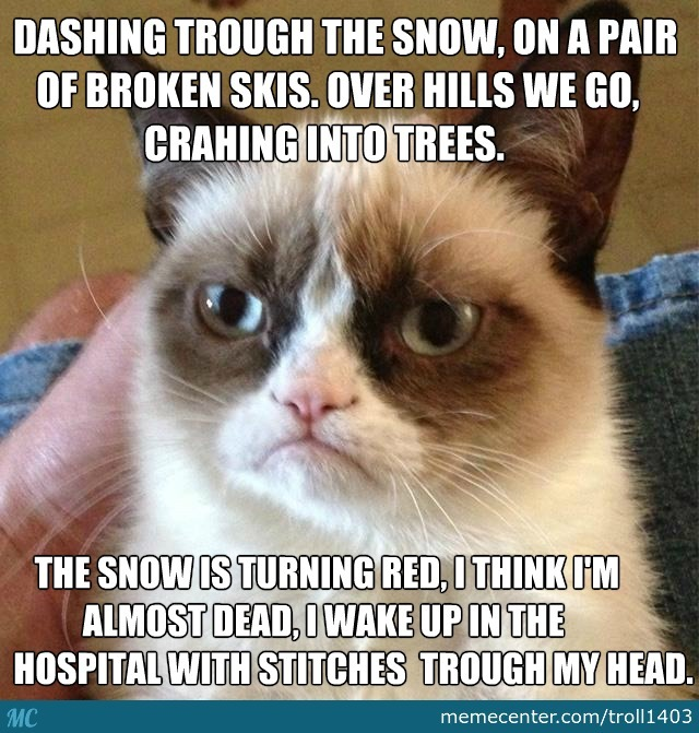 The Grumpy Cat Christmas Song by troll1403 - Meme Center