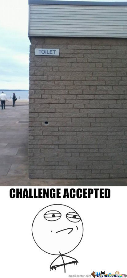 The Hardest Challenge Known To Mankind
