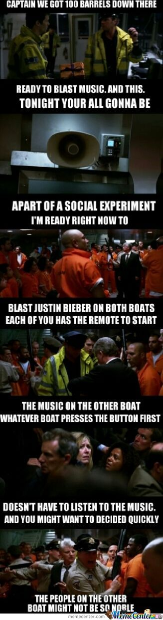 The Hardest Decision In The World (If You Like Movies And Hate Bieber, Check Out My Other Memes!)