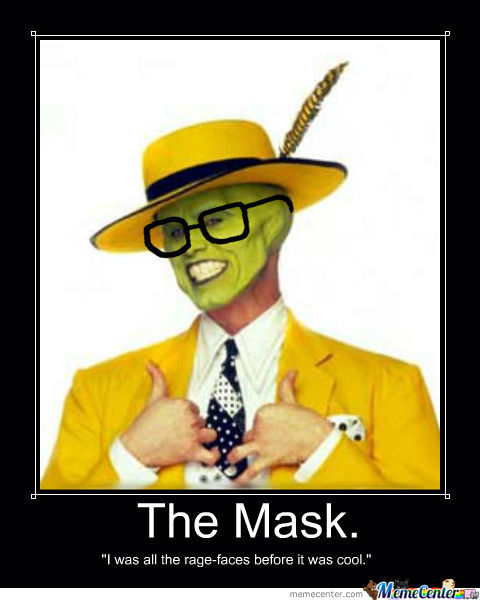 The Hipster Mask