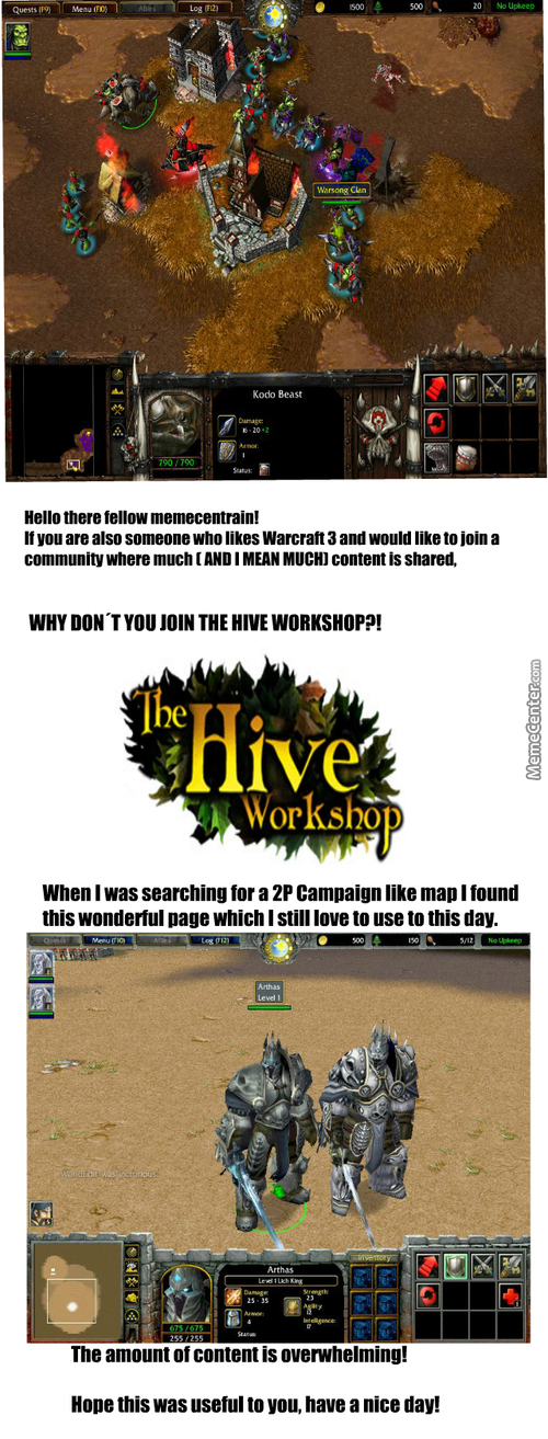 The Hive Workshop
