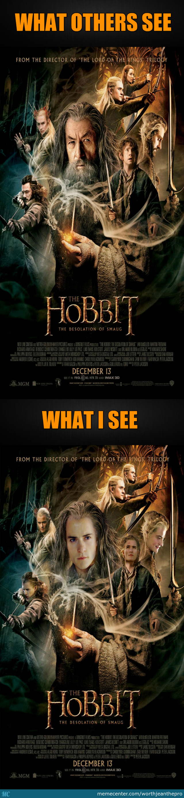 the hobbit: desolation of smaug in a nutshell.recyclebin