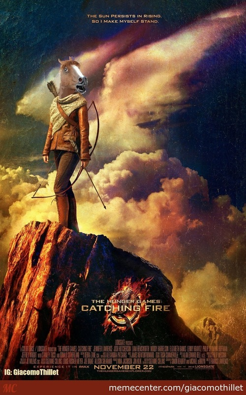 The Hunger Games: Catching Horse