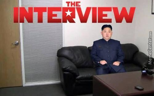 The Interview Couch