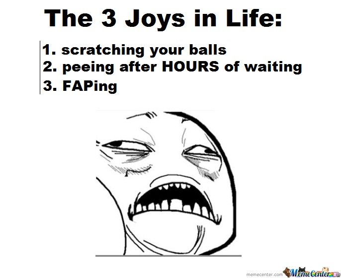 The Joys In Life