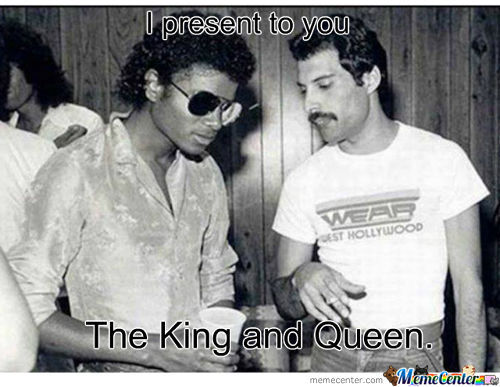The King And Queen Of Music