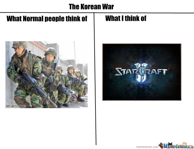 The Korean War..............