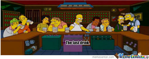 The Last Drink