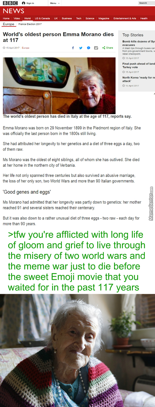 The Last Person Born In The 1800's Just Died