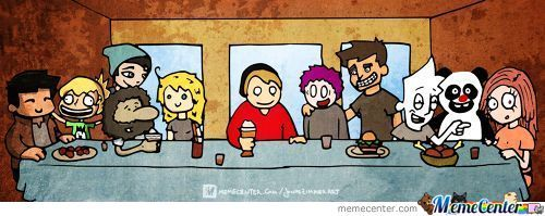 The Last Supper (Memecenter Edition)
