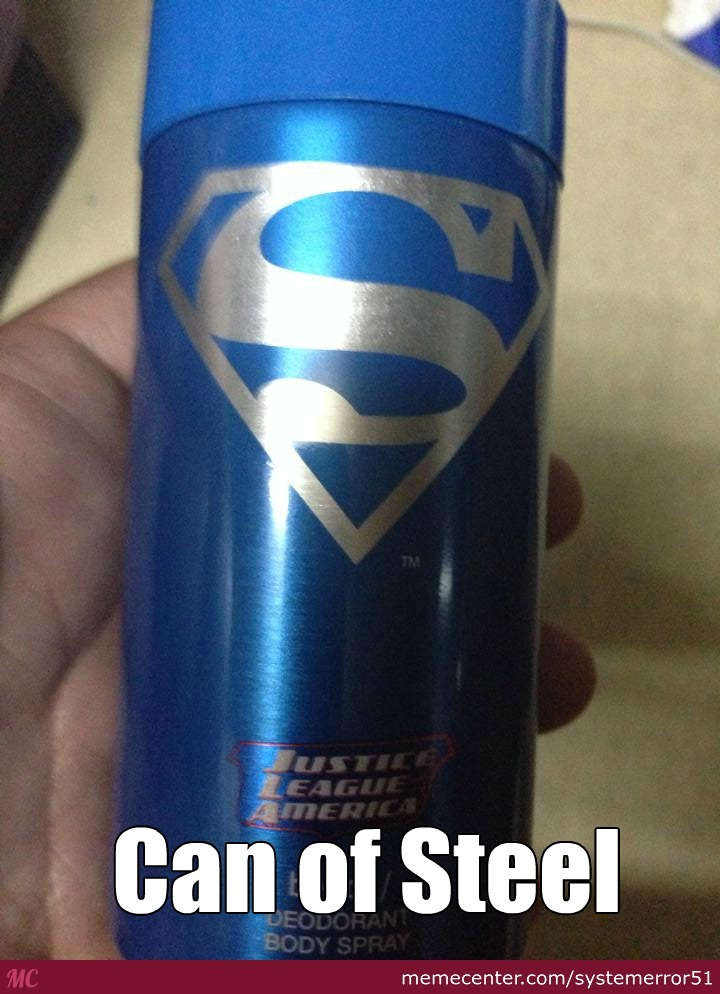 The Latest In The Supercan Franchise