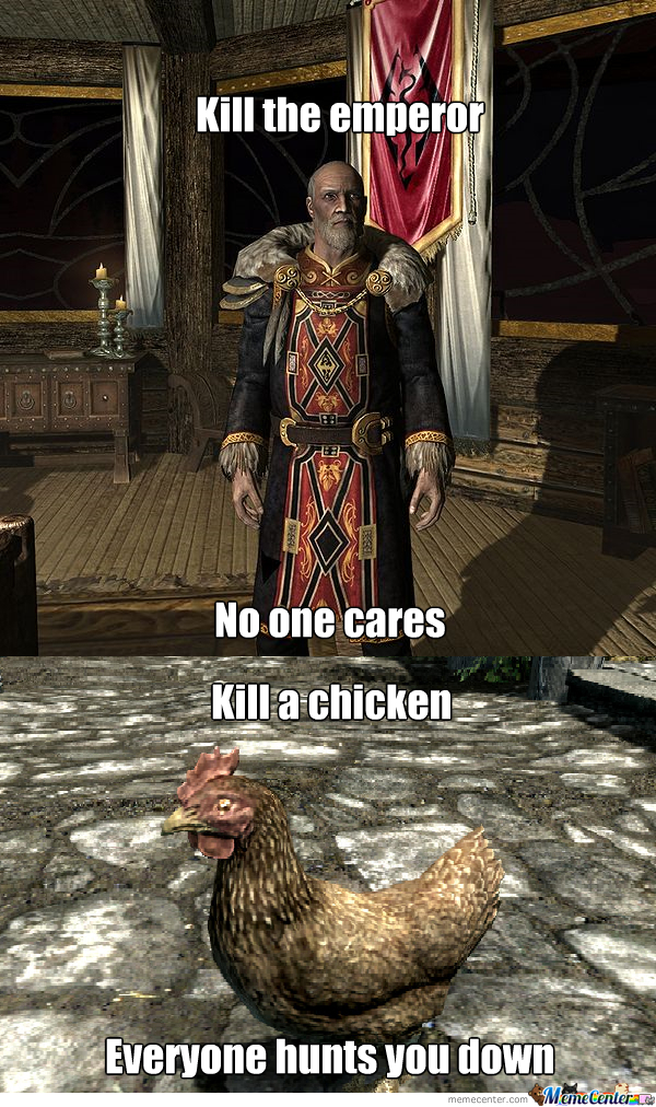 The Laws Of Skyrim