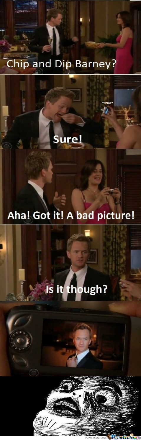 The Legendary Barney Stinson