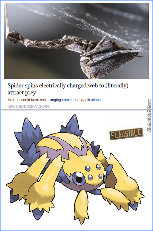 The List Of Plausible Pokemon Is Growing